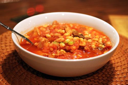 Chicken Chili you would love