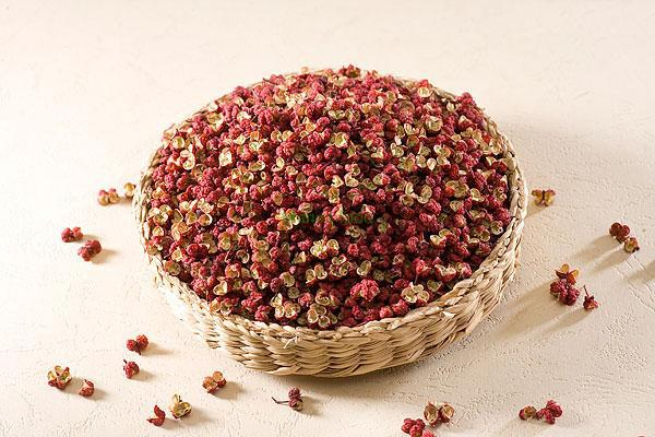 Pricklyash Peel red sichuan pepper