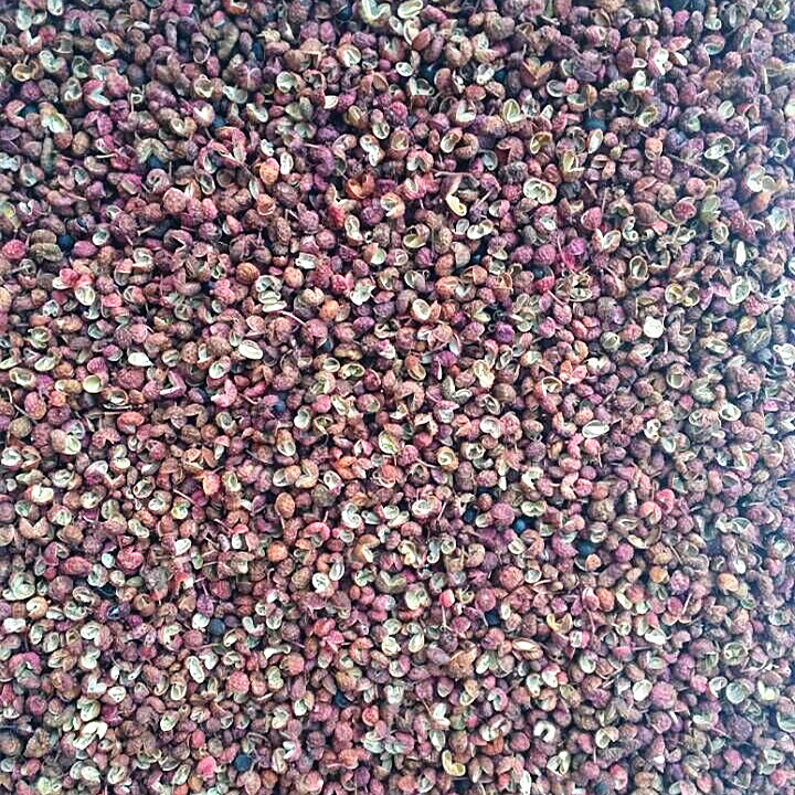 Pure natural organic sichuan peppercorns Europe