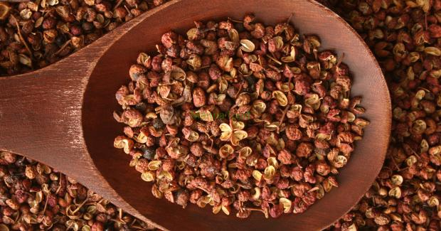 Chinese Szechuan pepper