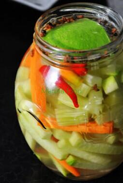Simple Pepper Pickling Recipe