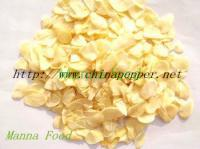 Dried Garlic Flakes
