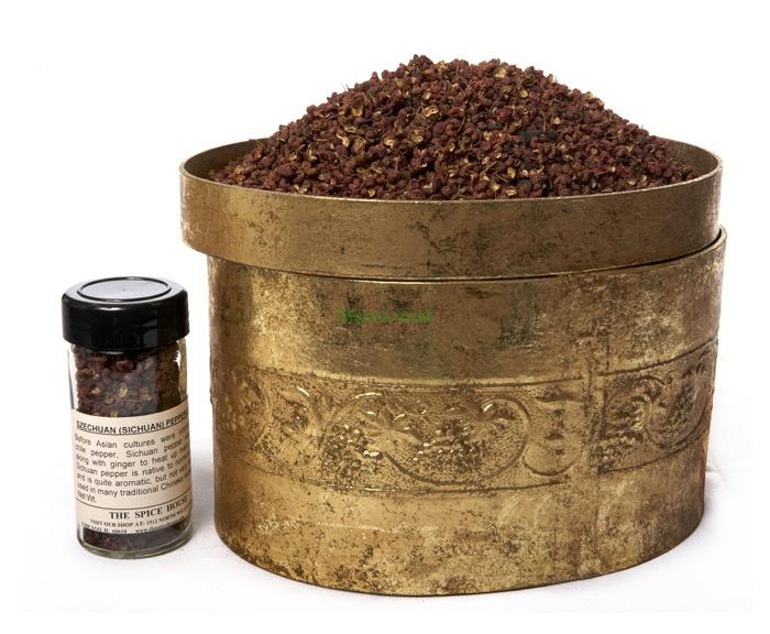 Natural Sichuan Pepper