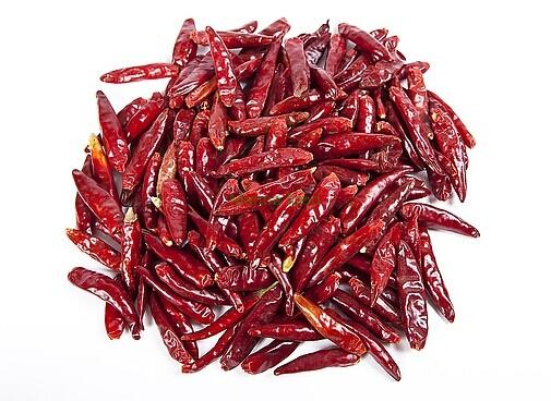 whole Chili Pepper