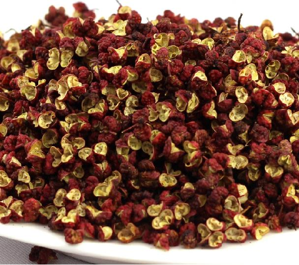 Red Sichuan Peppercorns